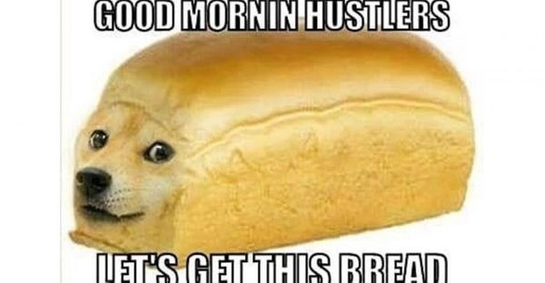 Let's Get This Bread
